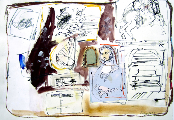 Gedanken. 2003 - CWR 6457