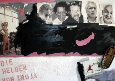 Die Helden von Troja. 2008-cwr-6645