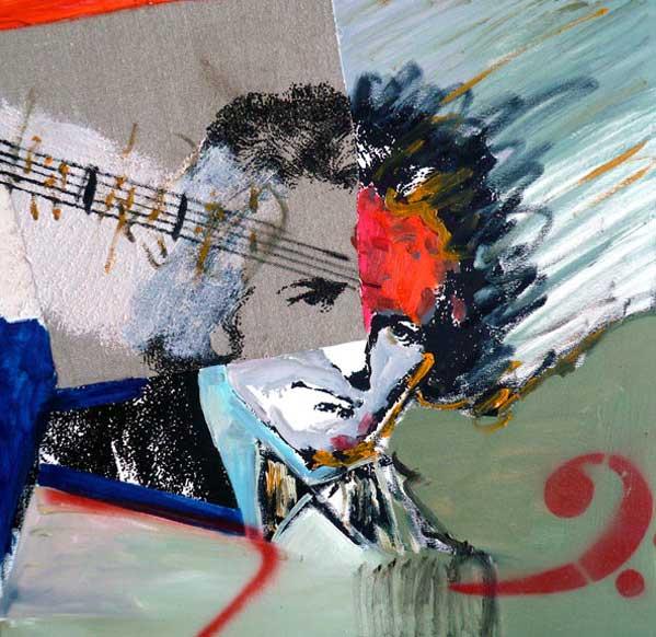Beethoven: Diabelli-Variationen, Variation No. 5. 2009