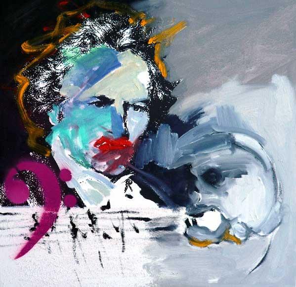 Beethoven: Diabelli-Variationen, Variation No. 8. 2009