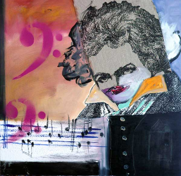 Beethoven: Diabelli-Variationen, Variation No. 13. 2009