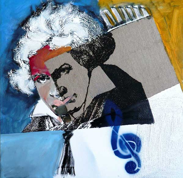 Beethoven: Diabelli-Variationen, Variation No. 15. 2009