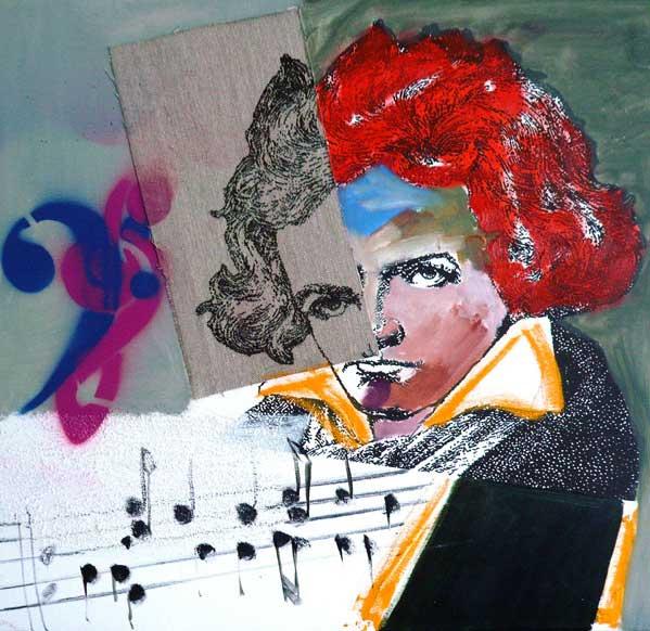 Beethoven: Diabelli-Variationen, Variation No. 21. 2009