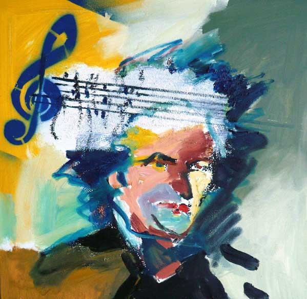 Beethoven: Diabelli-Variationen, Variation No. 22. 2009