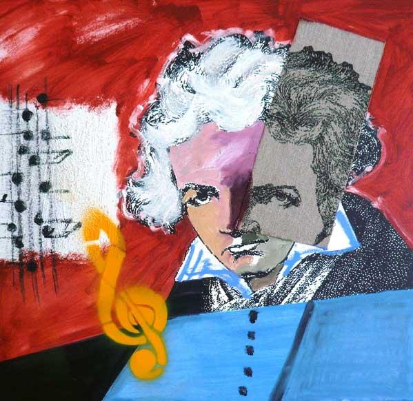 Beethoven: Diabelli-Variationen, Variation No. 23. 2009