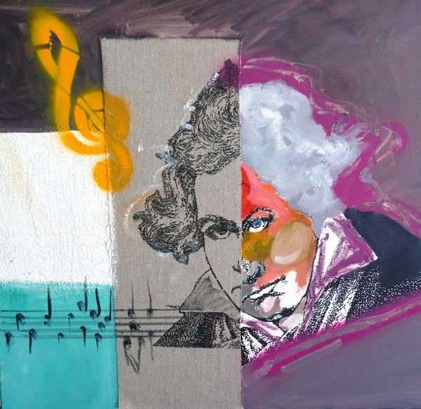 Beethoven: Diabelli-Variationen, Variation No. 25. 2009