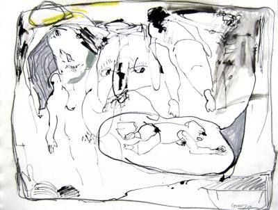 Flugtraum eines Psychoneurotikers. 2004 - CWR 6501