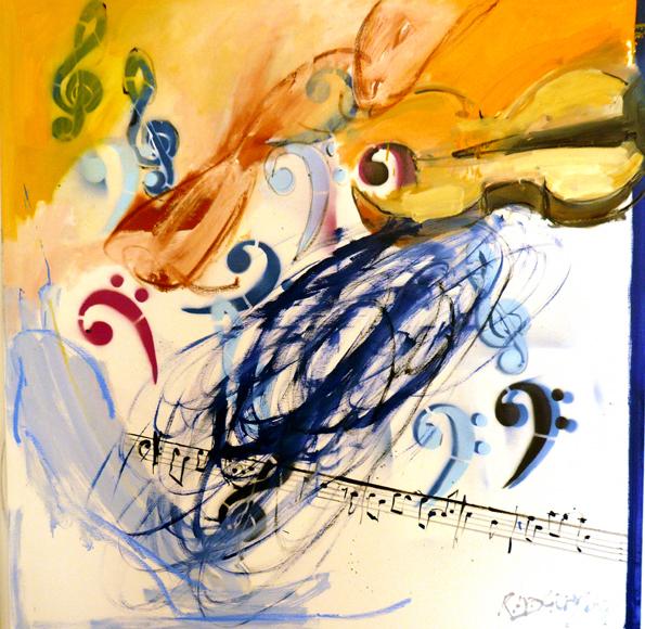 Cesars Blues. 2009 - cwr6750
