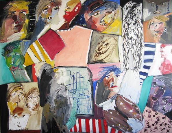 Les Beaux et les Riches. 2009/2011 - cwr6775