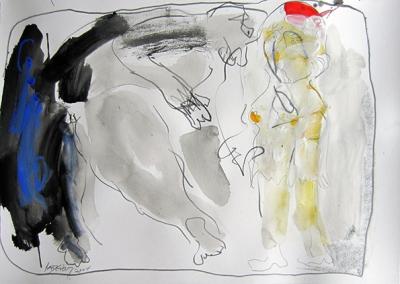 Rotkäppchen und der Wolf II. 2014 - CWR 7054