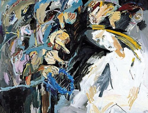 I. Station – Die Verurteilung – DIE BLAUE KRONE. 1998-99