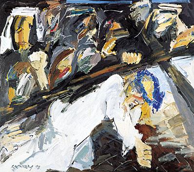 III. Station - Erster Fall - DIE BLAUE KRONE. 1998-99