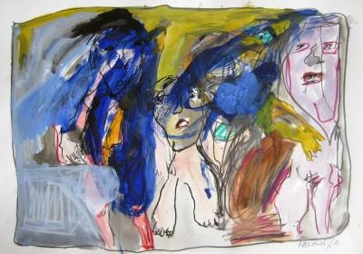 Ex ungue leonem, 2017, cwr7196