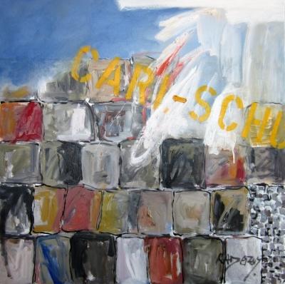"""""""Carl-Schurz-Str., Spandau"""", 2016, cwr7179"""